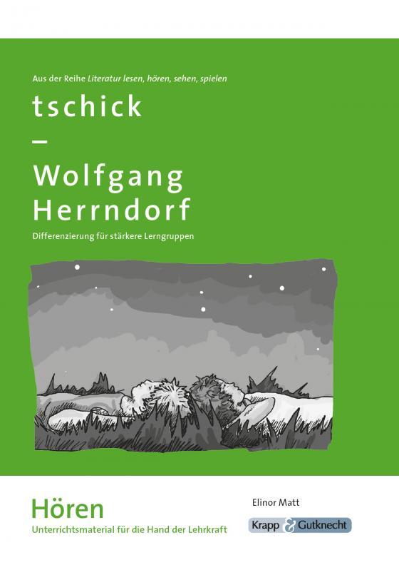 Cover-Bild tschick - Hören