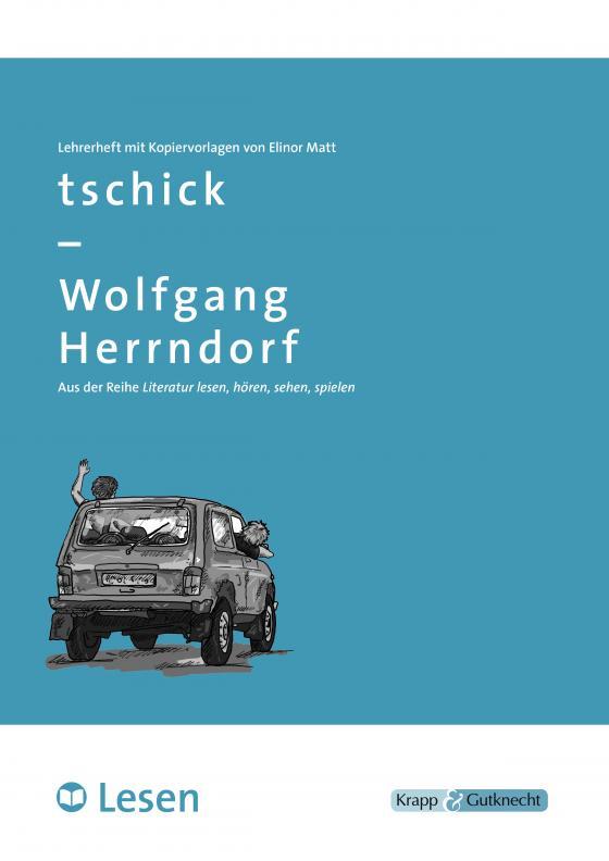 Cover-Bild tschick - LESEN
