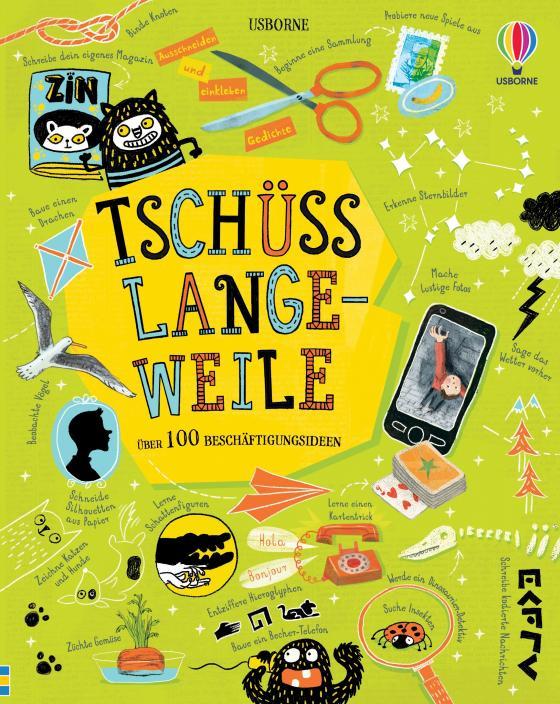 Cover-Bild Tschüss Langeweile