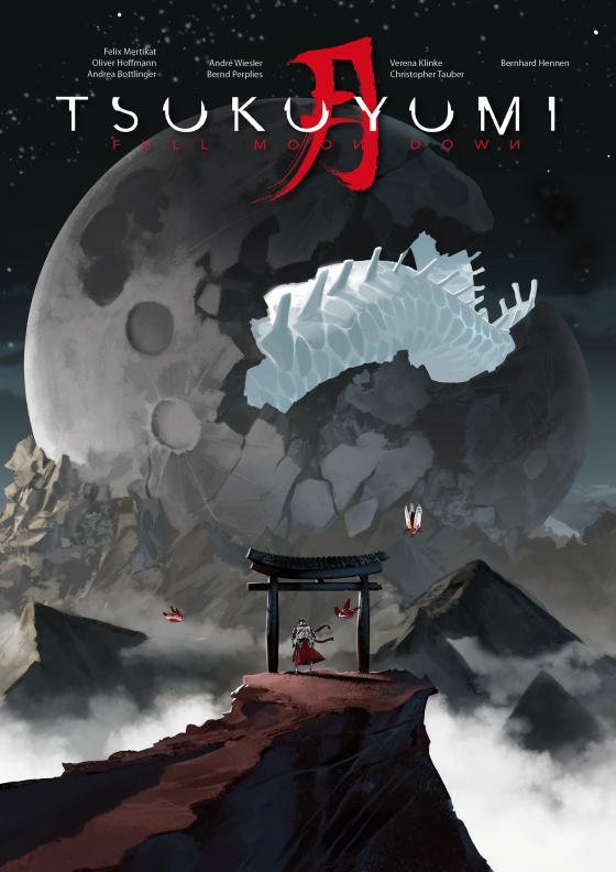 Cover-Bild Tsukuyumi - Full Moon Down