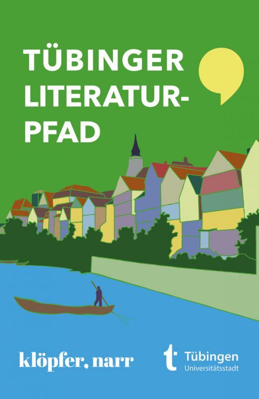 Cover-Bild Tübinger Literaturpfad