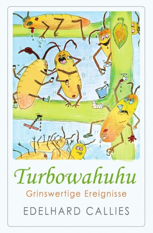 Cover-Bild Turbowahuhu Grinswertige Ereignisse