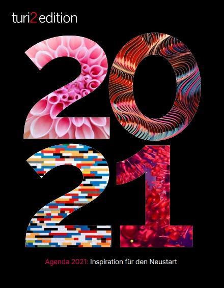 Cover-Bild turi2 edition Agenda 2021