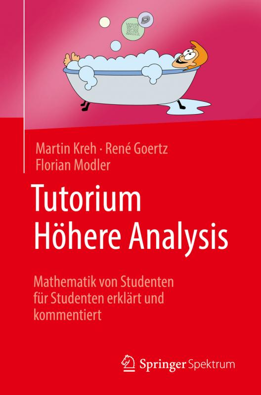 Cover-Bild Tutorium Höhere Analysis