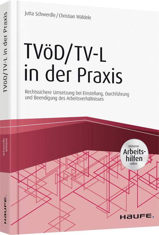 Cover-Bild TVöD/TV-L in der Praxis