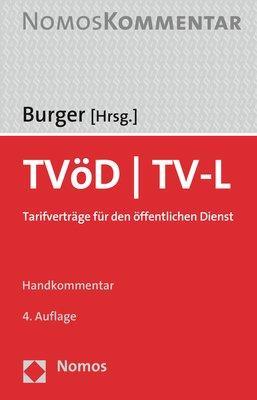 Cover-Bild TVöD - TV-L