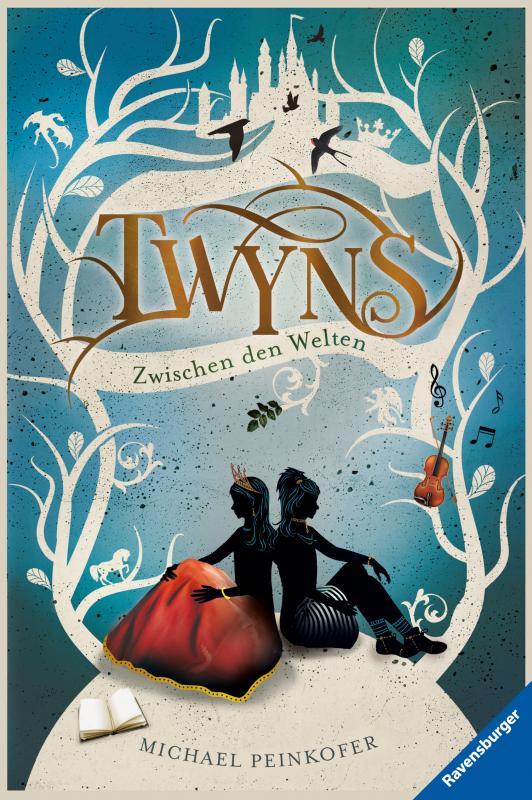 Cover-Bild Twyns, Band 2: Zwischen den Welten