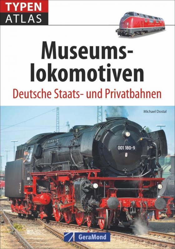 Cover-Bild Typenatlas Museumslokomotiven