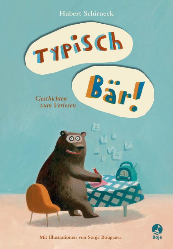 Cover-Bild Typisch Bär!