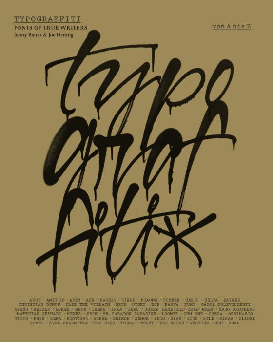 Cover-Bild Typograffiti