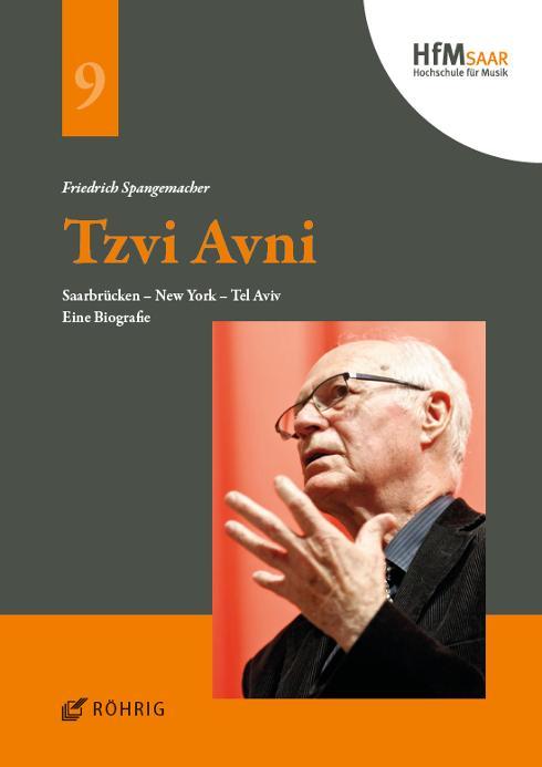 Cover-Bild Tzvi Avni