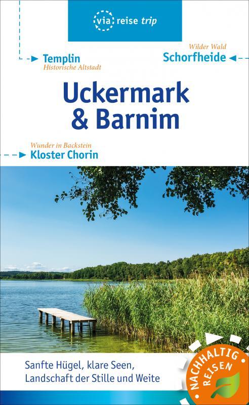Cover-Bild Uckermark & Barnim