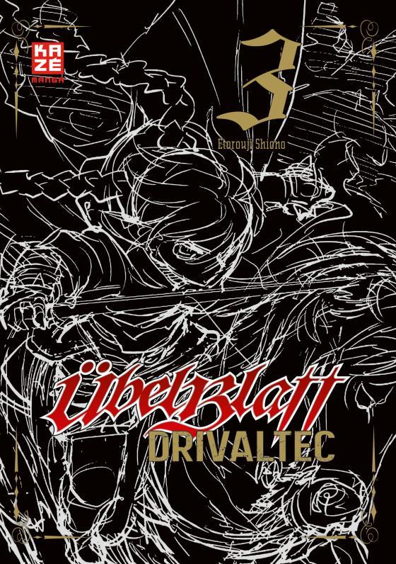 Cover-Bild Übel Blatt: Drivaltec (3-in-1-Edition) – Band 3