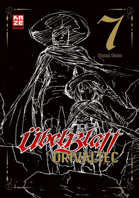 Cover-Bild Übel Blatt: Drivaltec (3-in-1-Edition) – Band 7