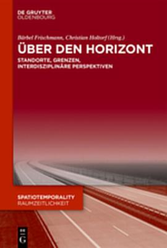 Cover-Bild Über den Horizont