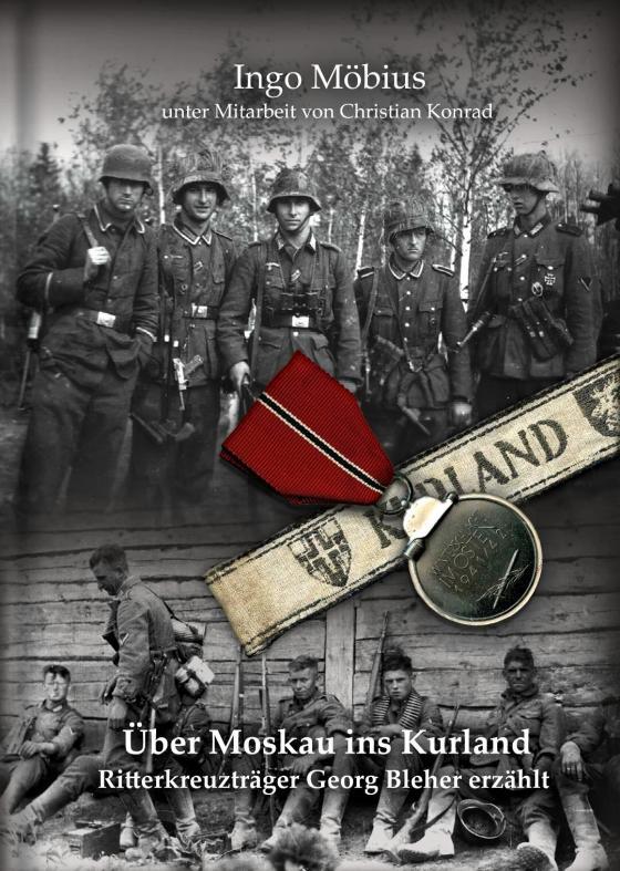 Cover-Bild Über Moskau ins Kurland