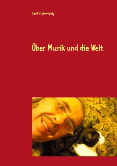 Cover-Bild Über Musik und die Welt