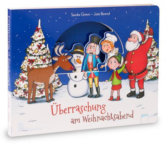 Cover-Bild Überraschung am Weihnachtsabend