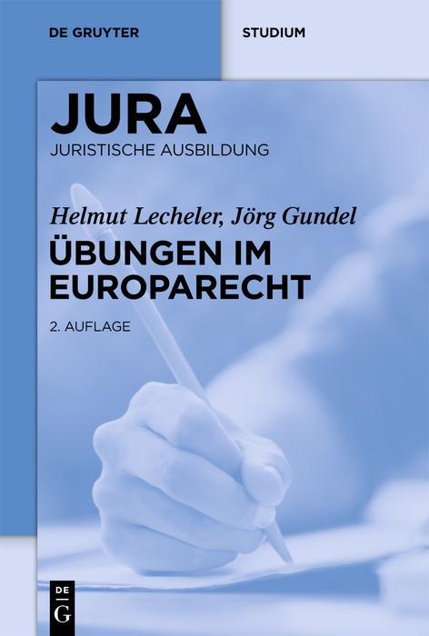 Cover-Bild Übungen im Europarecht