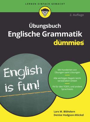 Cover-Bild Übungsbuch Englische Grammatik für Dummies
