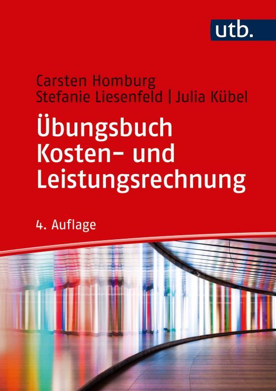 Cover-Bild Übungsbuch Kosten- und Leistungsrechnung