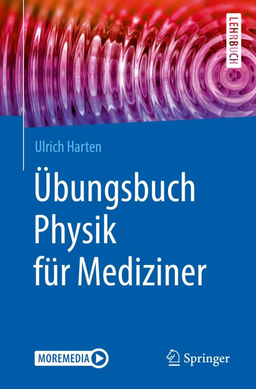 Cover-Bild Übungsbuch Physik für Mediziner