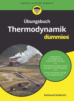 Cover-Bild Übungsbuch Thermodynamik für Dummies
