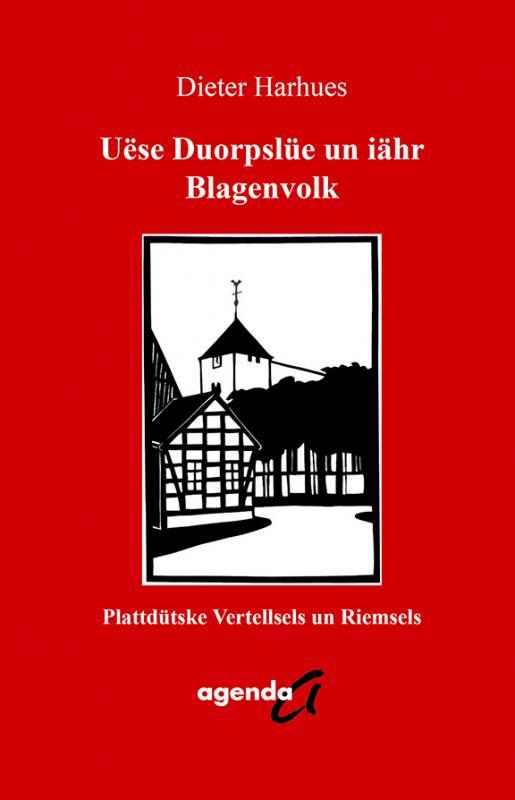 Cover-Bild Uëse Duorpslüe un iähr Blagenvolk
