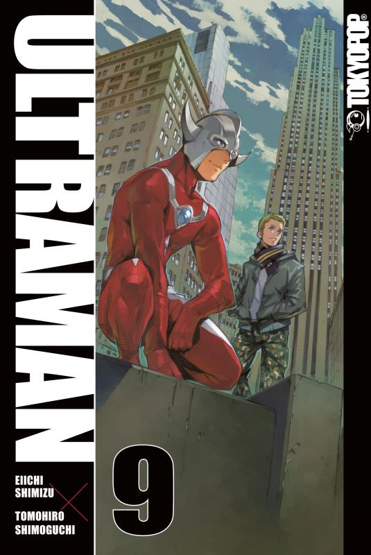 Cover-Bild Ultraman 09