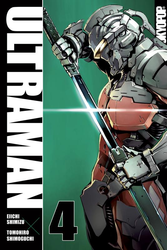 Cover-Bild Ultraman - Band 4