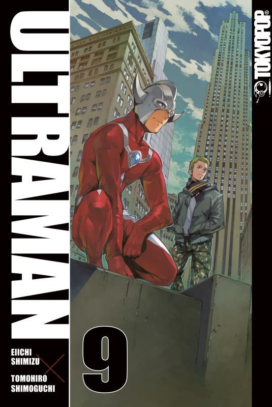 Cover-Bild Ultraman - Band 9
