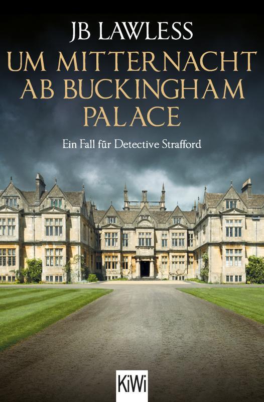 Cover-Bild Um Mitternacht ab Buckingham Palace