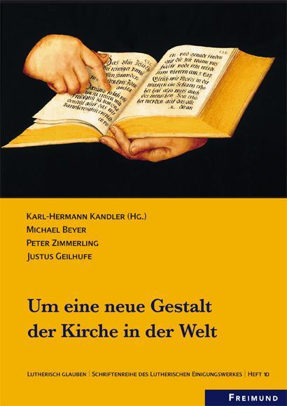 Cover-Bild Um seine neue Gestalt der Kirche in der Welt; Heft 10