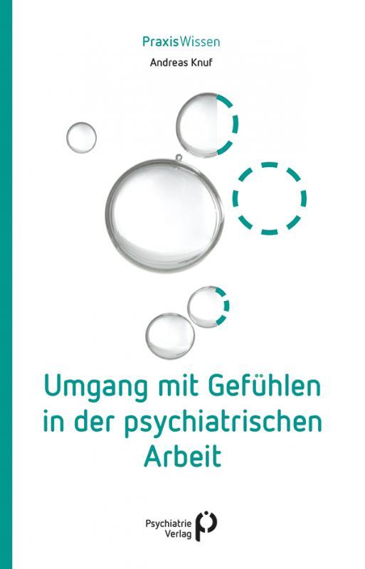Cover-Bild Umgang mit Gefühlen in der psychiatrischen Arbeit