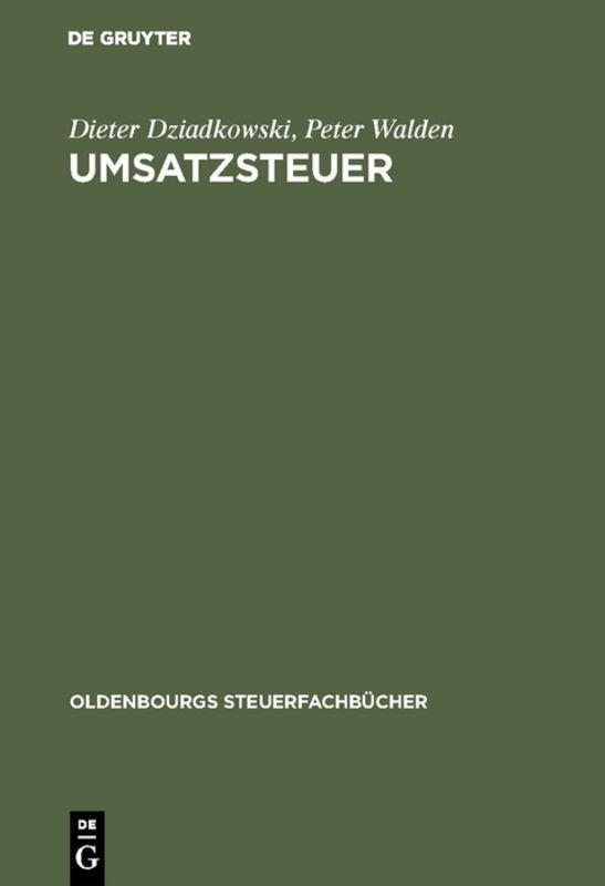 Cover-Bild Umsatzsteuer