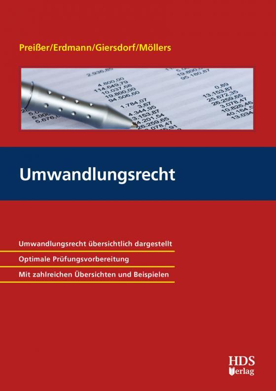 Cover-Bild Umwandlungsrecht