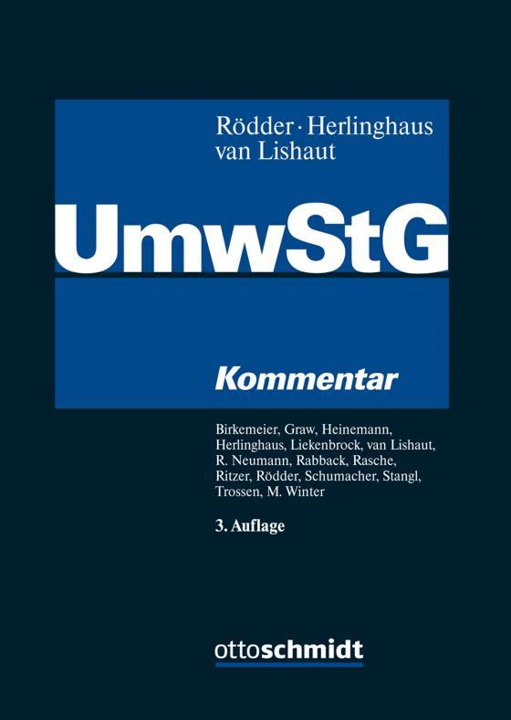 Cover-Bild Umwandlungssteuergesetz