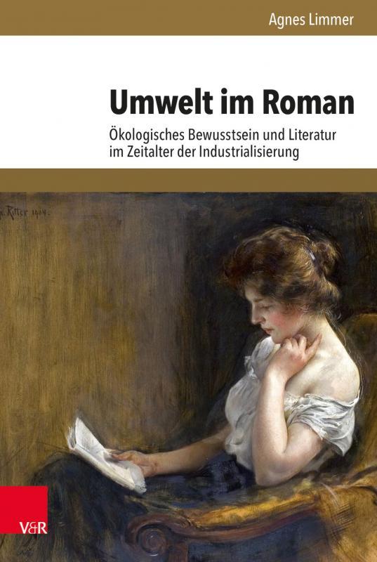 Cover-Bild Umwelt im Roman
