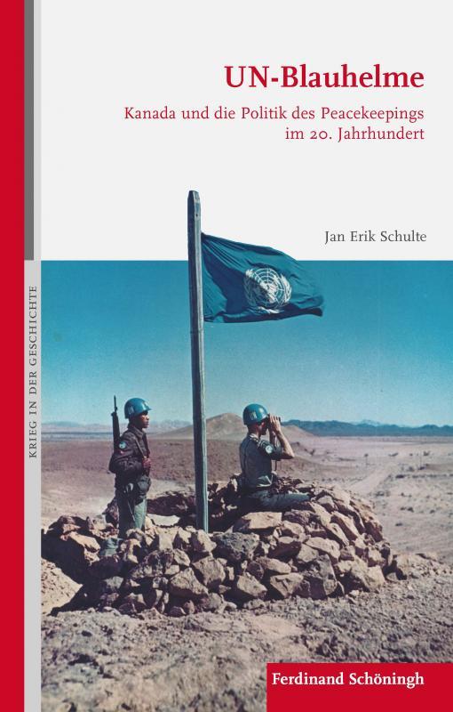 Cover-Bild UN-Blauhelme