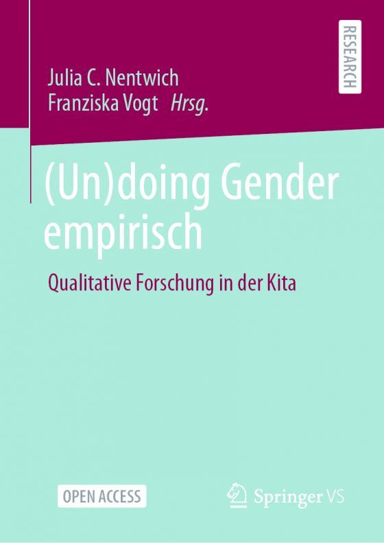 Cover-Bild (Un)doing Gender empirisch