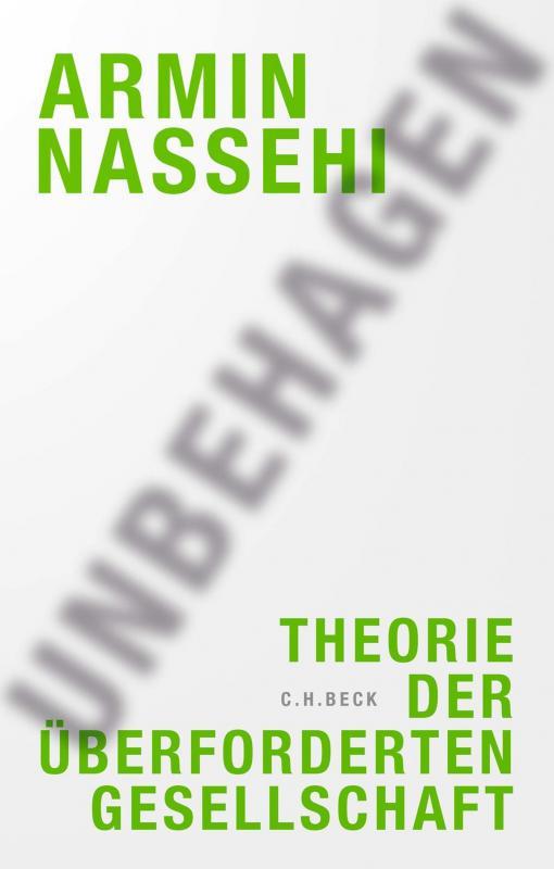 Cover-Bild Unbehagen