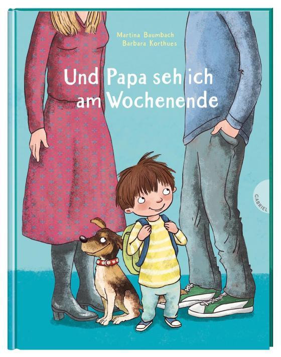 Cover-Bild Und Papa seh ich am Wochenende