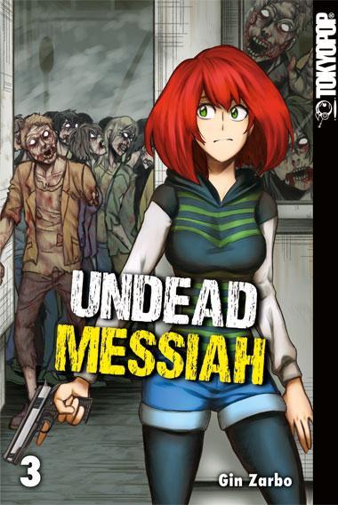 Cover-Bild Undead Messiah 03