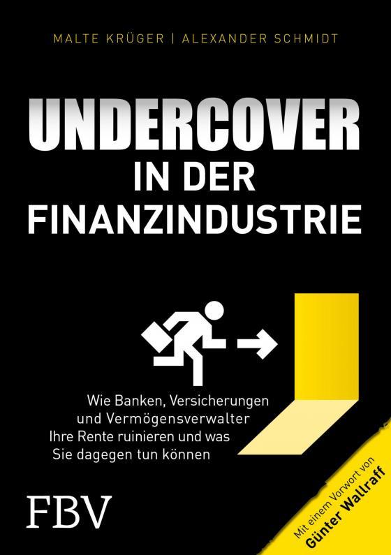Cover-Bild Undercover in der Finanzindustrie