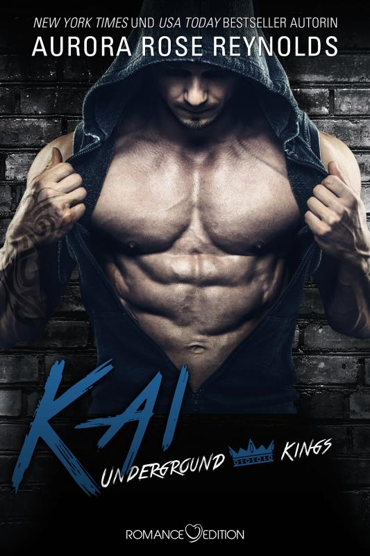 Cover-Bild Underground Kings: Kai