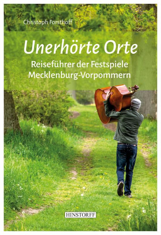 Cover-Bild Unerhörte Orte