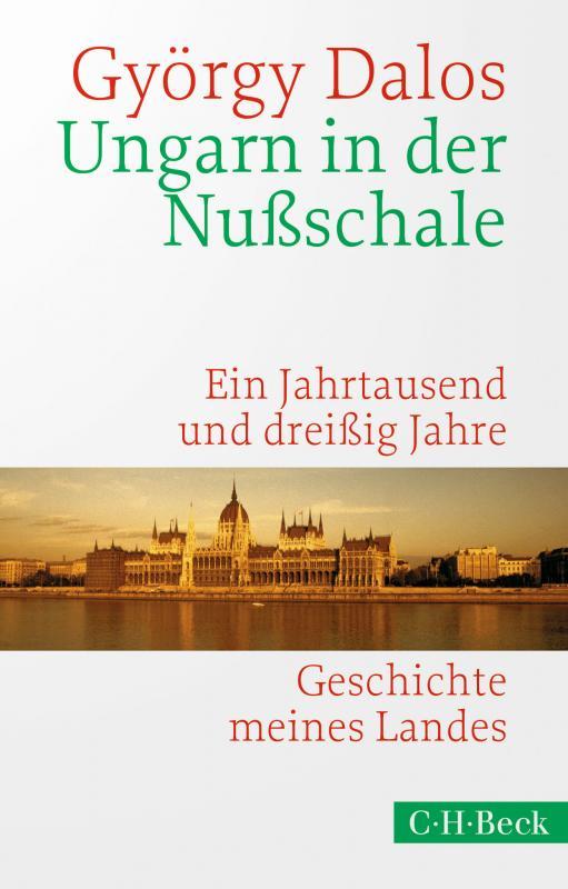 Cover-Bild Ungarn in der Nußschale