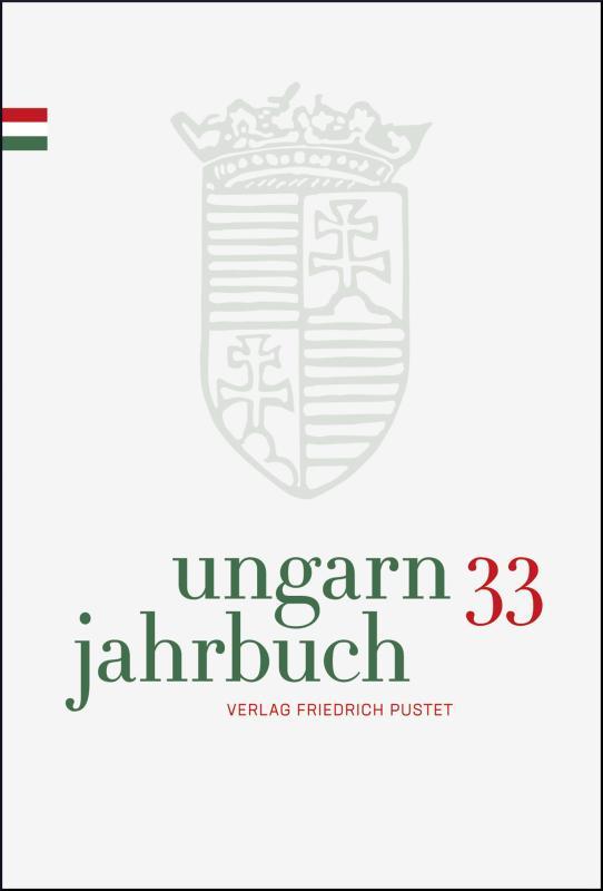 Cover-Bild Ungarn-Jahrbuch 33 (2016/17)