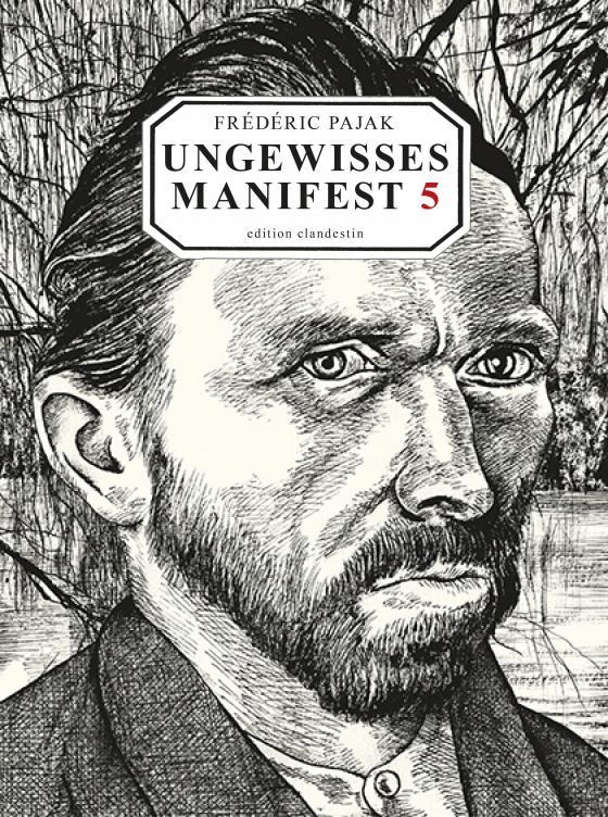 Cover-Bild Ungewisses Manifest 5. Vincent van Gogh