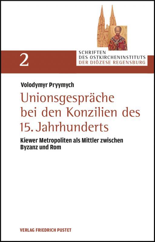 Cover-Bild Unionsgespräche bei den Konzilien des 15. Jahrhunderts